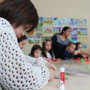 Городок добра на Жмаченко расширит программы творческого развития сирот и реабилитации детей-инвалидов